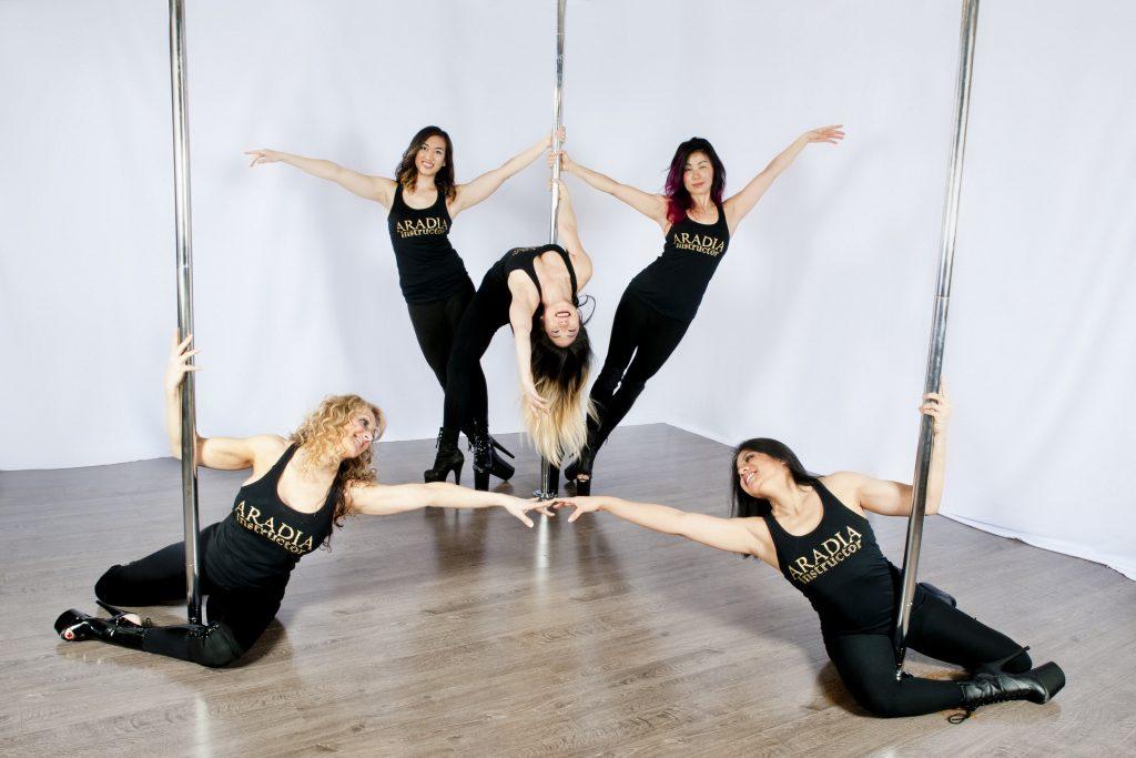 Aradia Fitness Loudoun Northern Virginia Premiere Pole Dance Studio